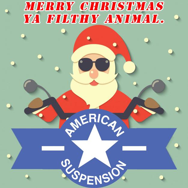 americansuspensionchristmaspostcard